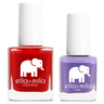 Mommy & Me Nail Polish Set - Paint the Town Red + Mila's Fave