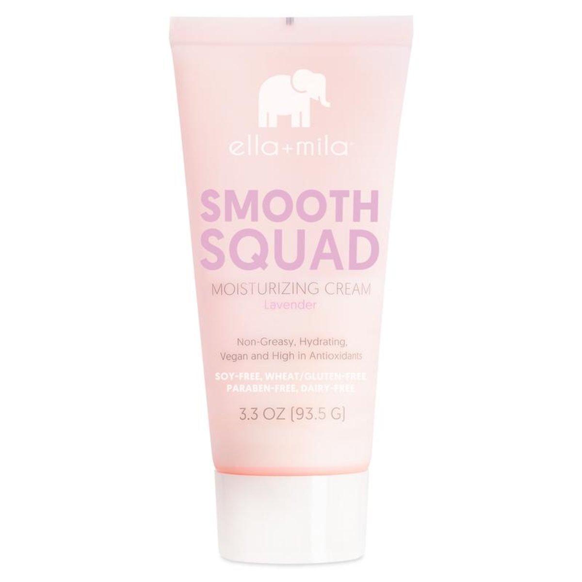 Smooth Squad Moisturizing Cream (Lavender)