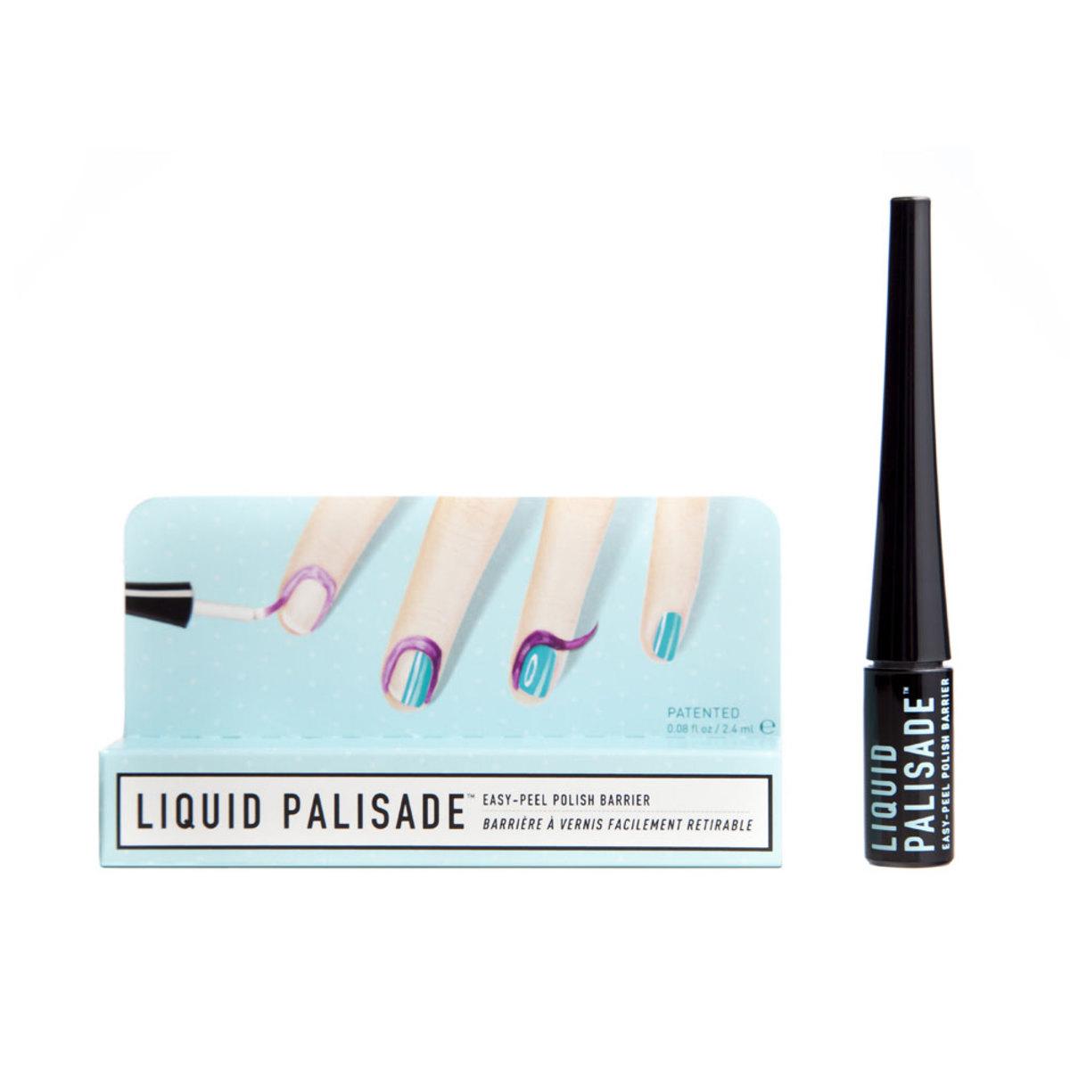 Liquid Palisade Easy Peel Polish Barrier (Thick Brush)
