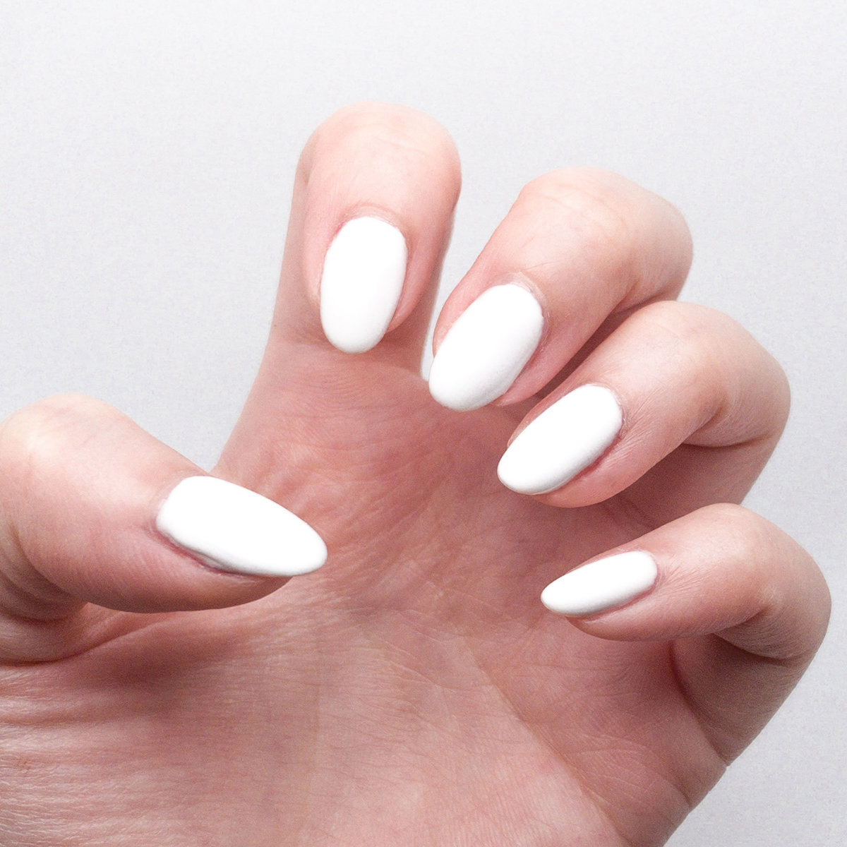 Light Lacquer Peelable Gel Polish - Just White