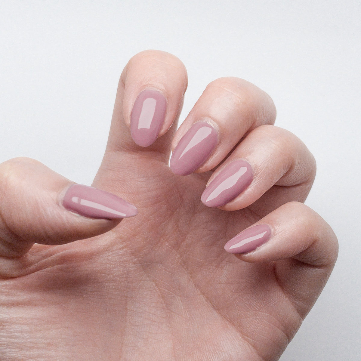 Light Lacquer Peelable Gel Polish - Queen Pink
