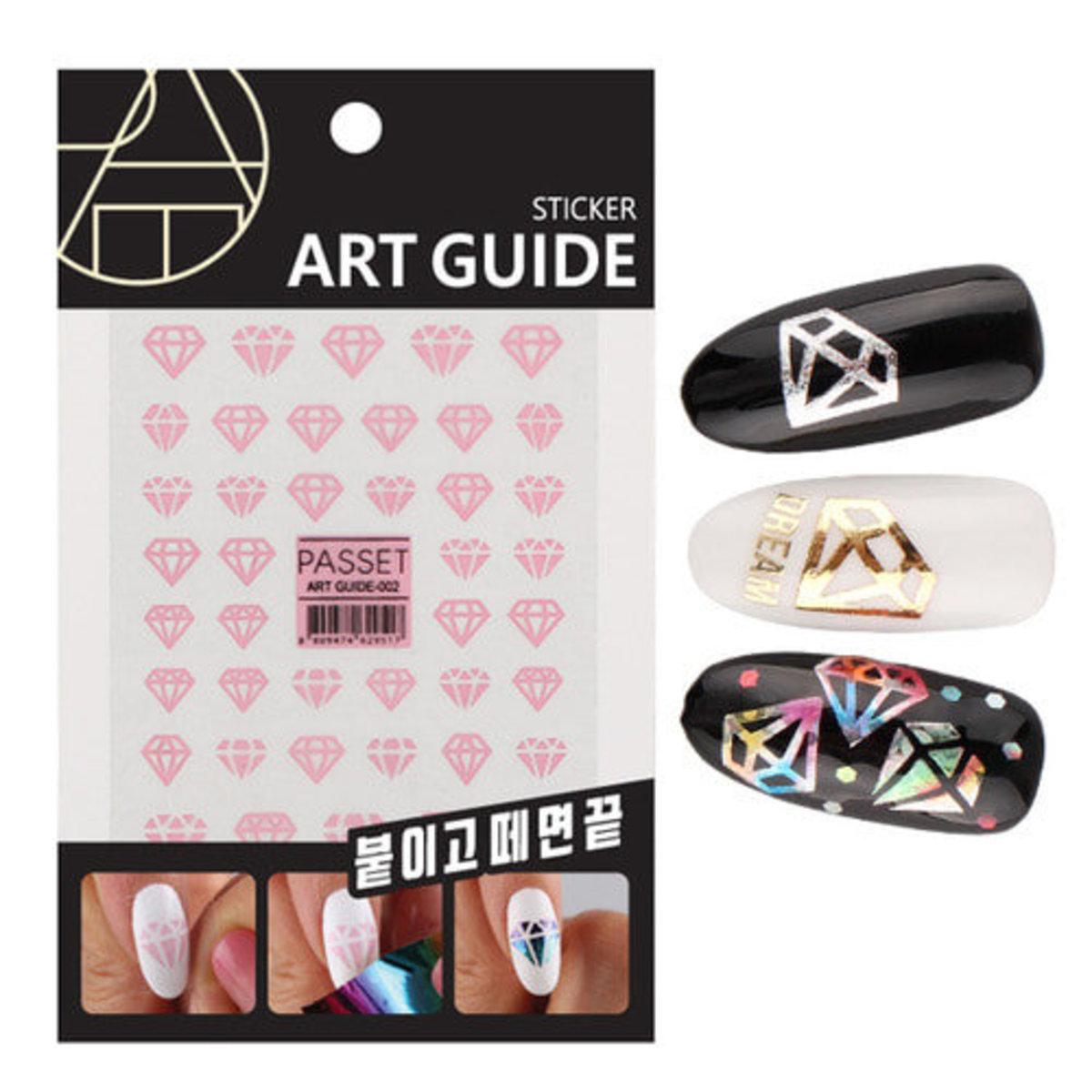 Art Guide Sticker No.02
