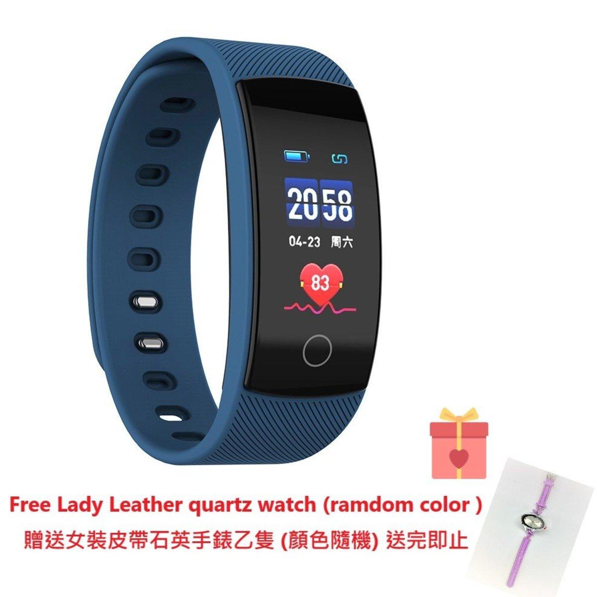 Fitness smart Watch bracelet Water Resistant Wristband heart rate Sport Health Monitor waterproof