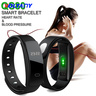 Fitness smart bracelet smart watch Water Resistant Blood Pressure Wristband heart rate waterproof