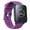Q9 Smart Watch Bracelet Silcon Band Strap - Black