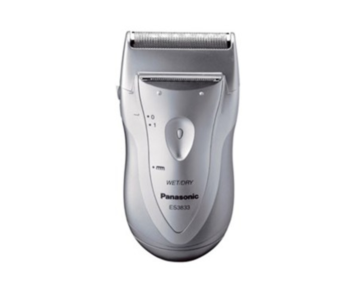 Battery Operated Shaver ES3833