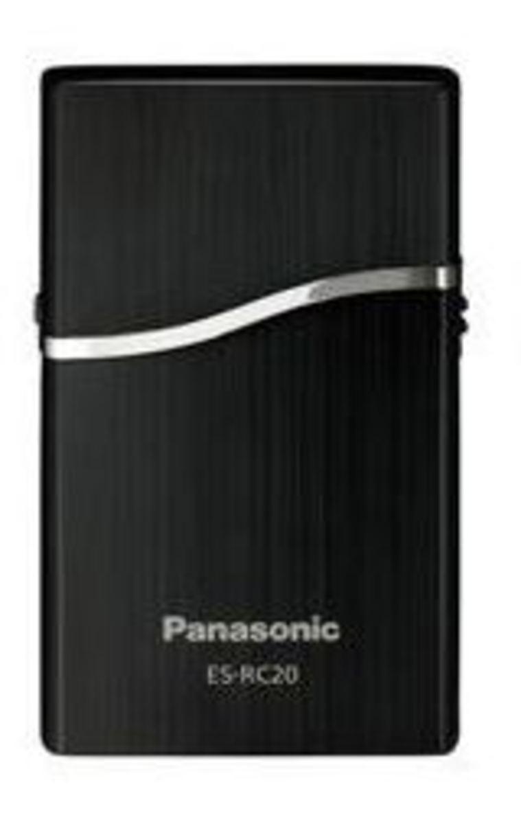 卡片式電池鬚刨 ESRC20 - 黑色 原廠行貨 (1年保養)