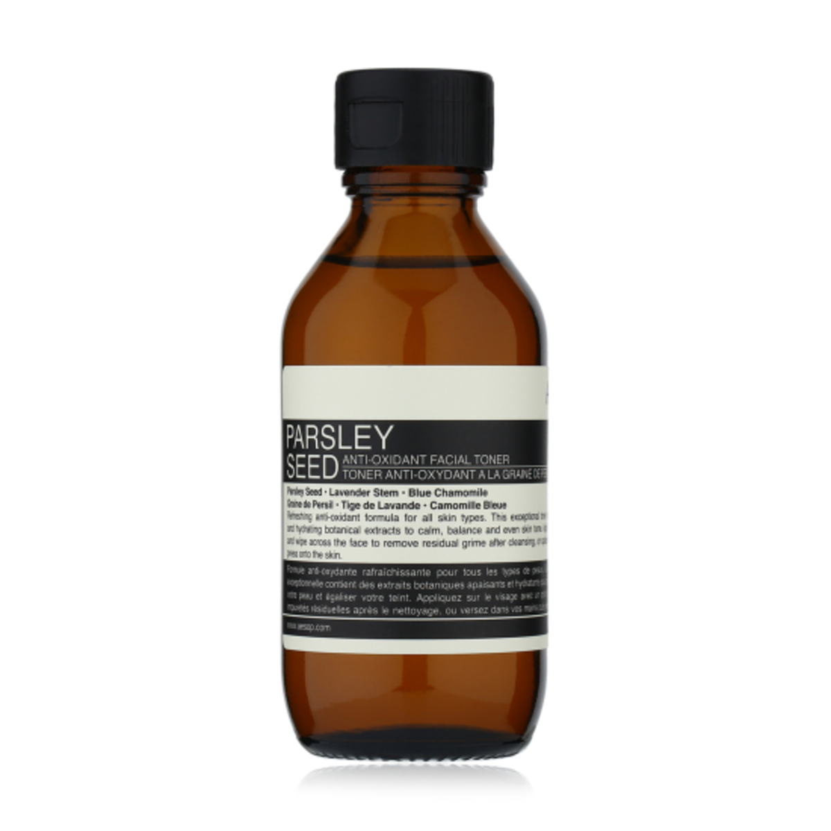 Parsley Seed Anti-Oxidant Facial Toner 100ml [Parallel Import Product]