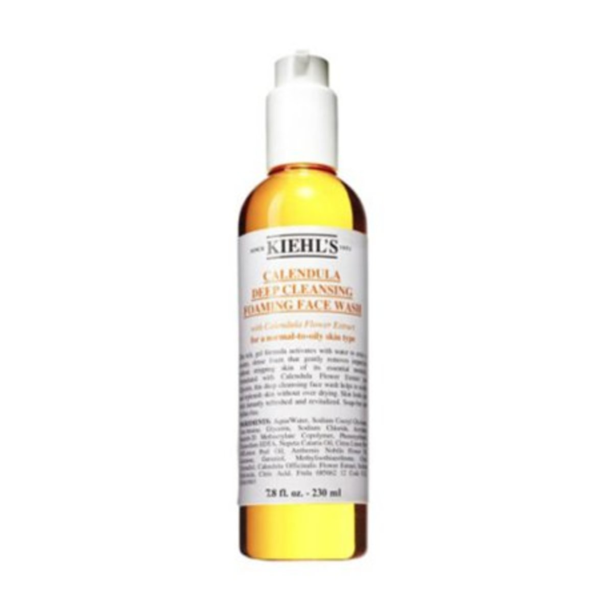 Calendula Deep Cleansing Foaming Face Wash [parallel import]