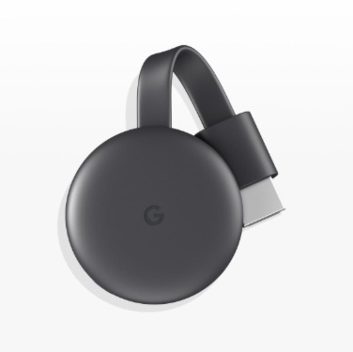 Chromecast 3(Black) 1 Year Warranty