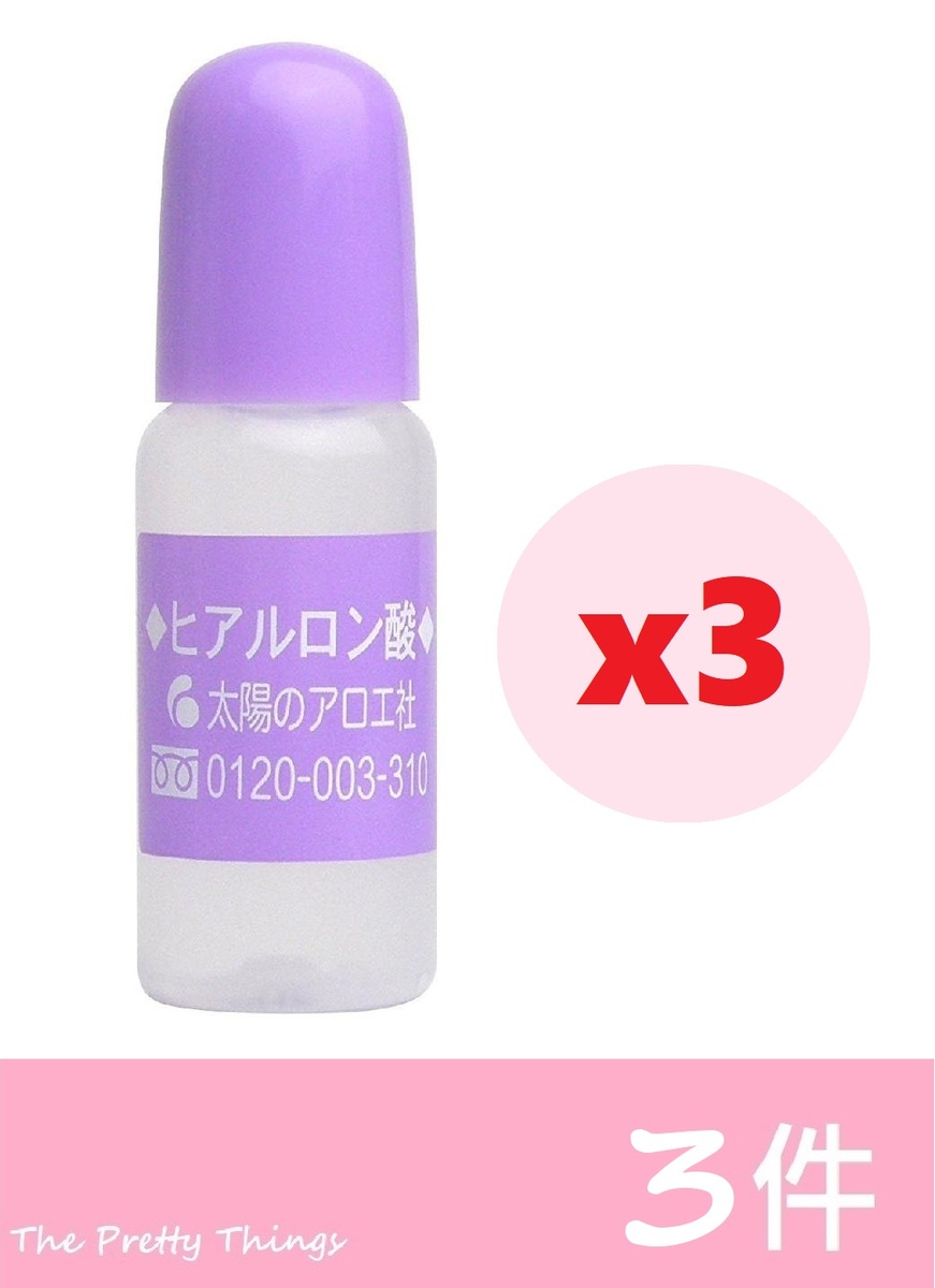 (3pcs) Hyaluronic Acids 10mlx3pcs (4562270778103) (Parallel Import goods)