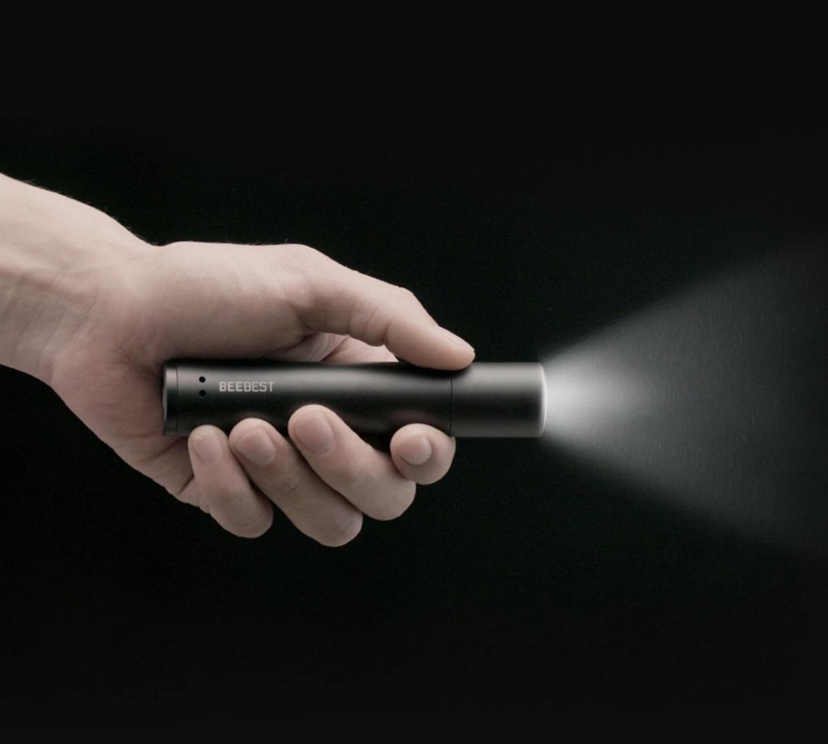 強光變焦手電筒
