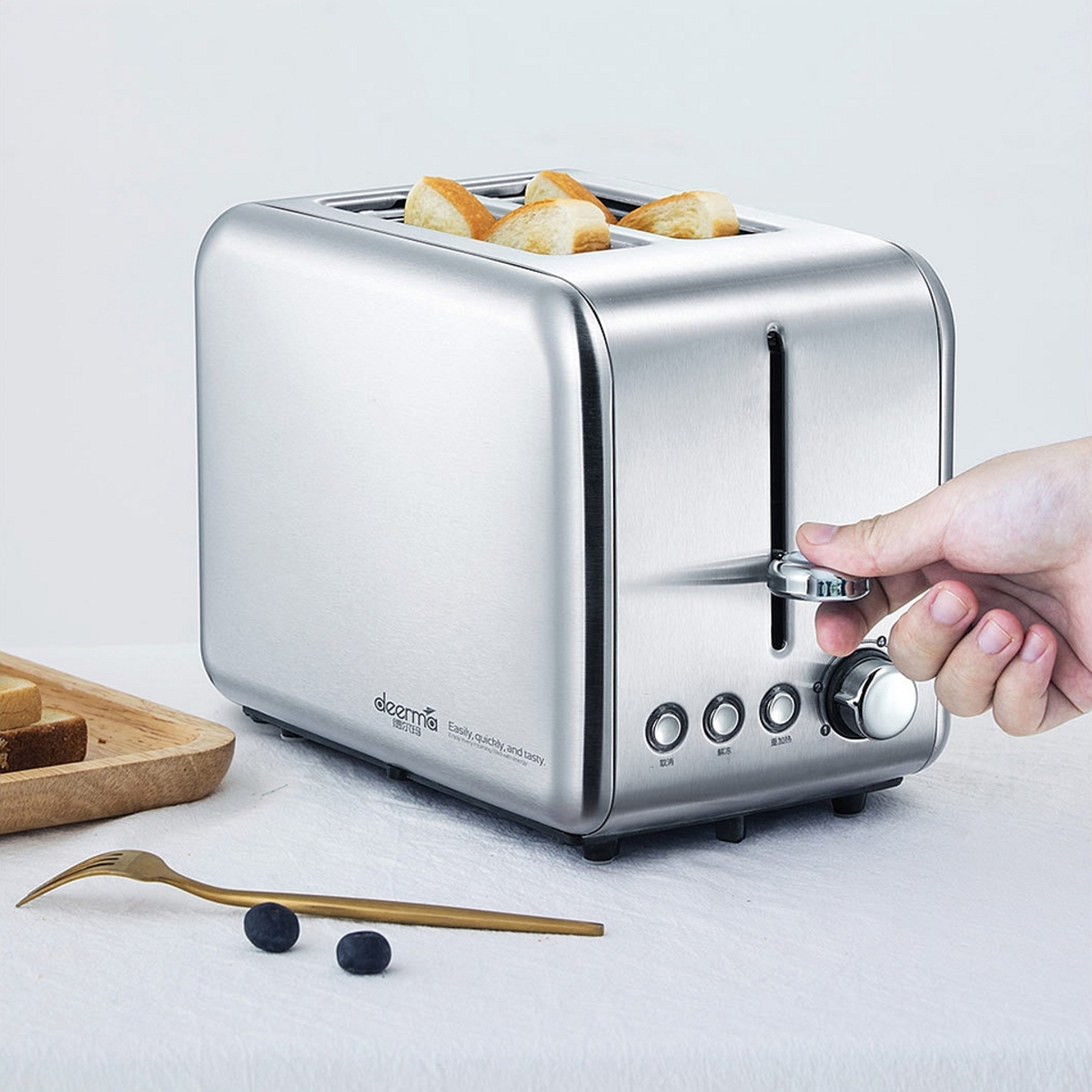 Deerma Electric Bread Toaster
