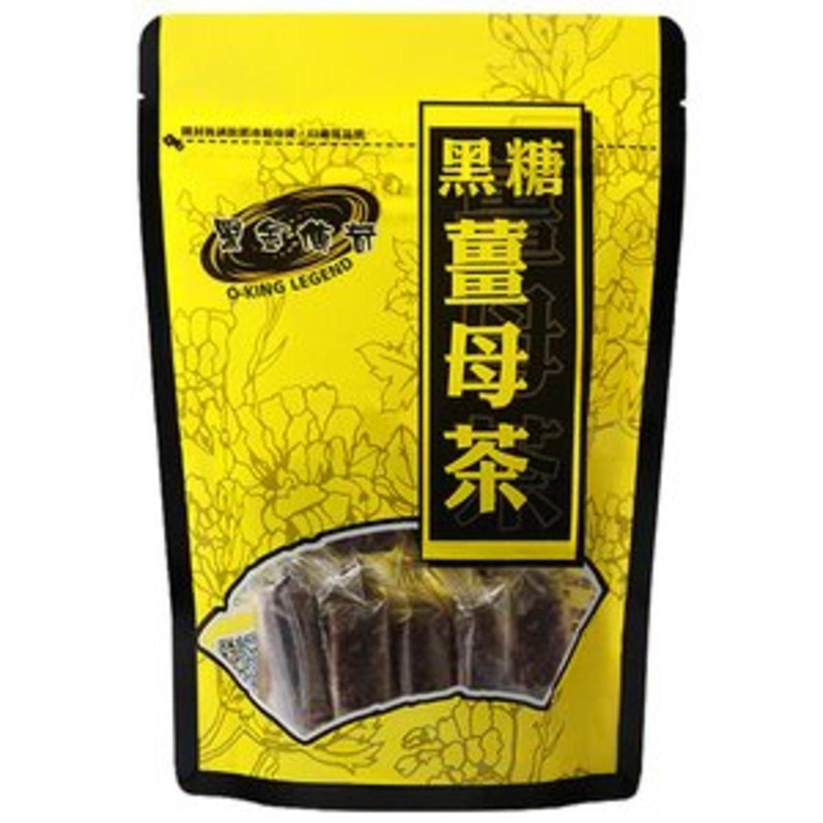 台灣黑金傳奇4合1 黑糖薑母茶 480g