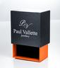 Paul Vallette Jewellery Fashion Crystal Diamond Freshwater Pearl Earrings – PVKME00256H-S