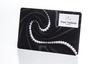 寶樂威 女士鑲晶鑽淡水珍珠耳環PVKME1217-S
