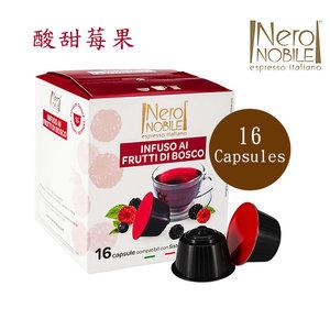 Nero Nobile 酸甜莓果-Dolce Gusto 野生雜莓茶膠囊 (REDFORESTFRUITTEADG)#Dolce Gusto#膠囊#莓#茶#酸酸甜甜#水果