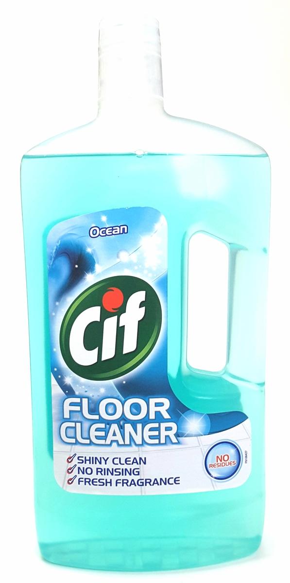 地板清潔劑海洋味
