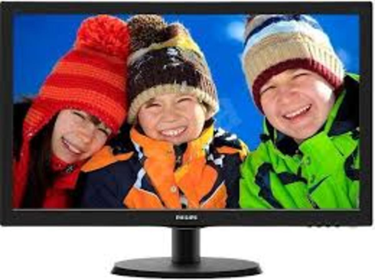 """21.5"""" LCD/LED Monitor (223V5LHSB2)"""