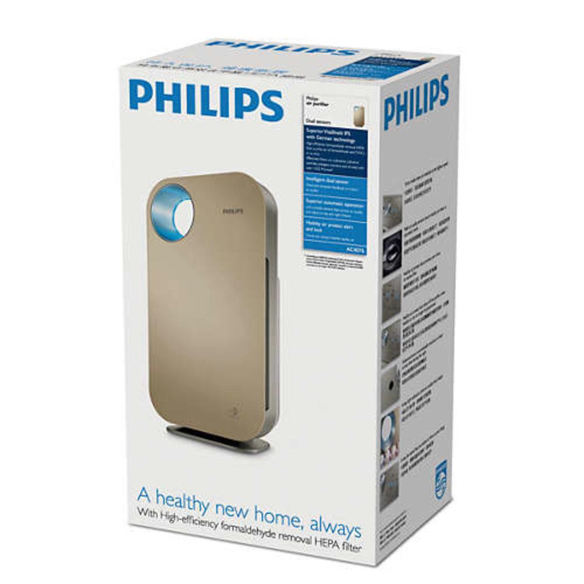 Air purifier (AC4076)