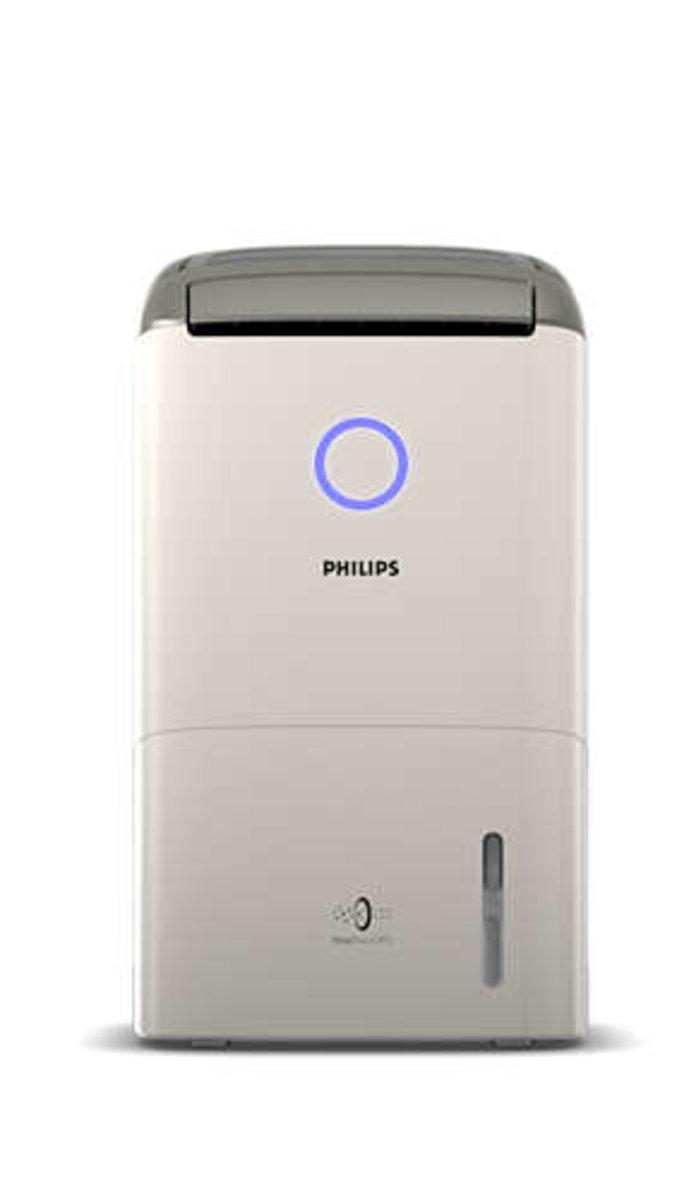 Series 5000 2合1抗敏空氣淨化抽濕機 (DE5205)