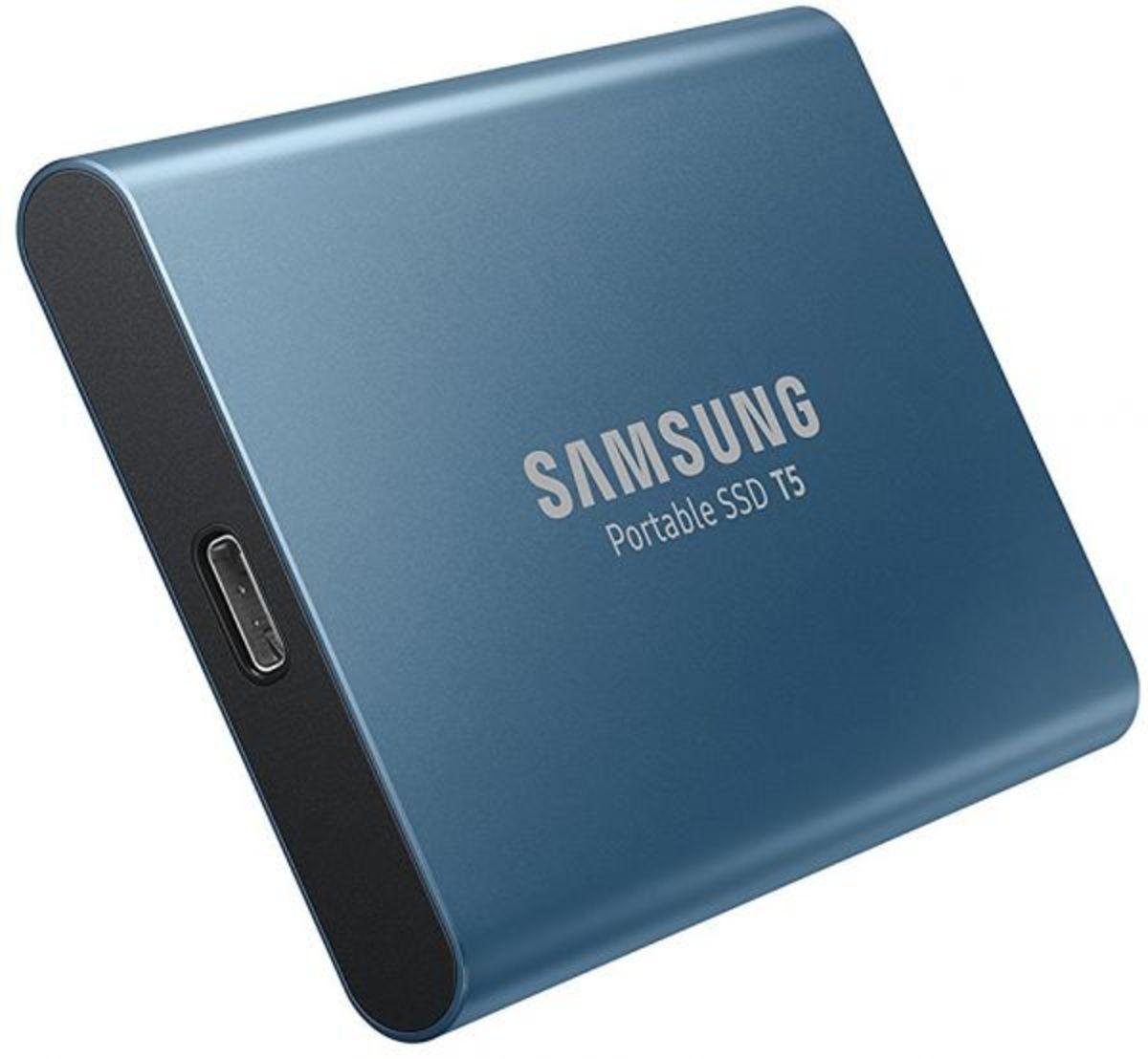 Samsung USB 3.1 移動固態硬碟 T5 (250 GB)