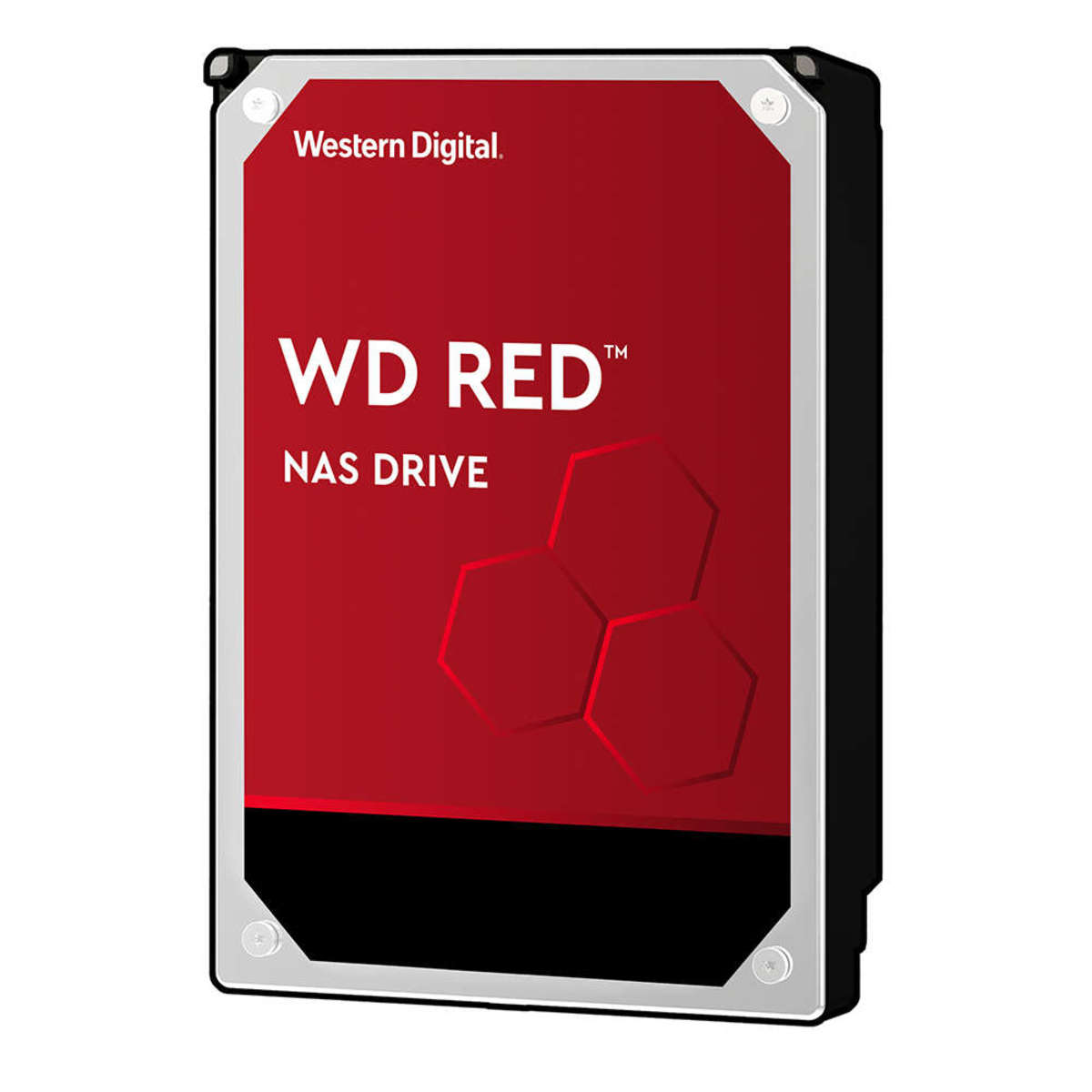 WD RED NAS HARD DRIVE 6TB