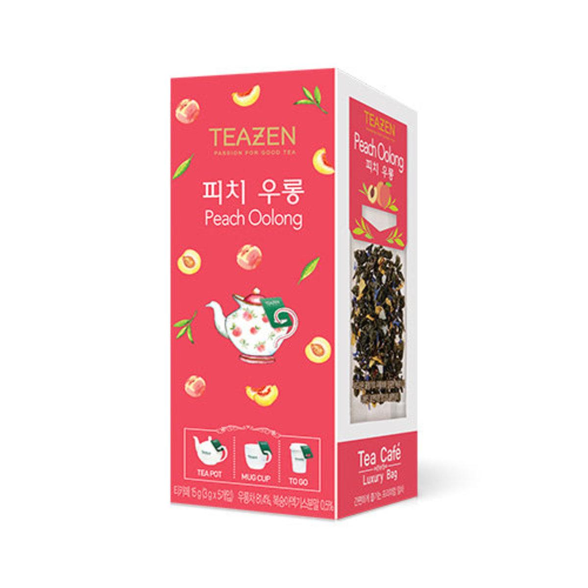 TEA CAFE_Peach Oolong