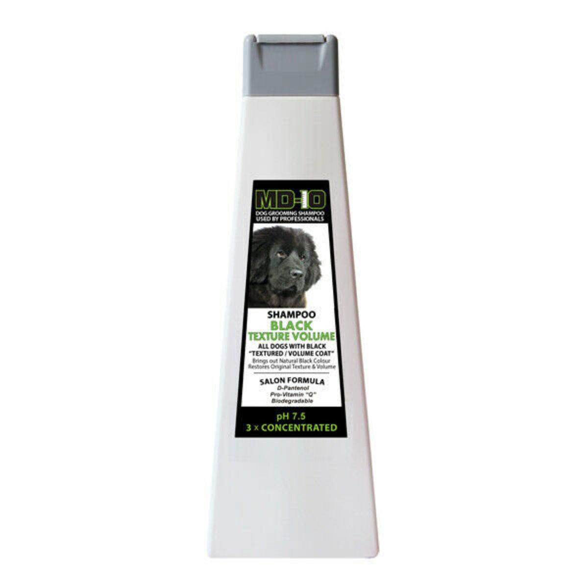 黑色豐盈質感-狗狗專用洗毛水-750ml