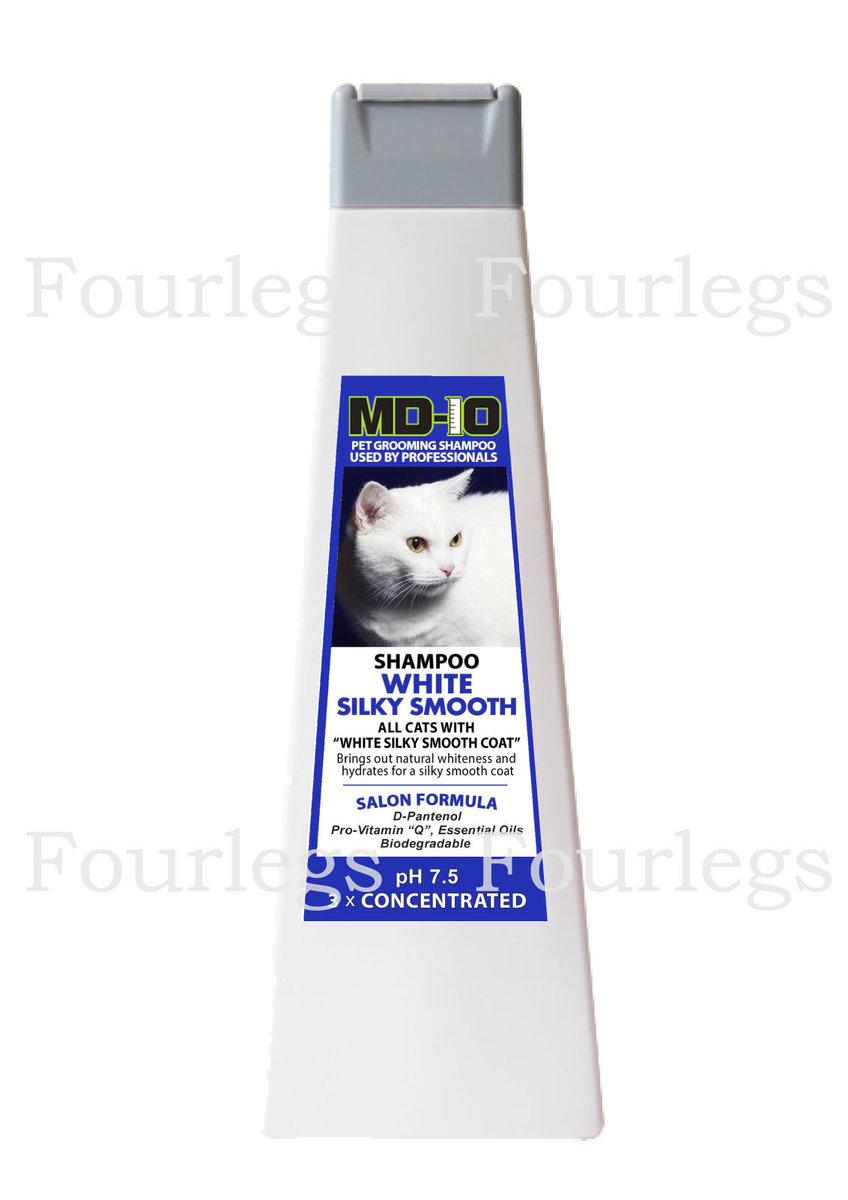 白色魔法貓咪專用洗毛水-750ml