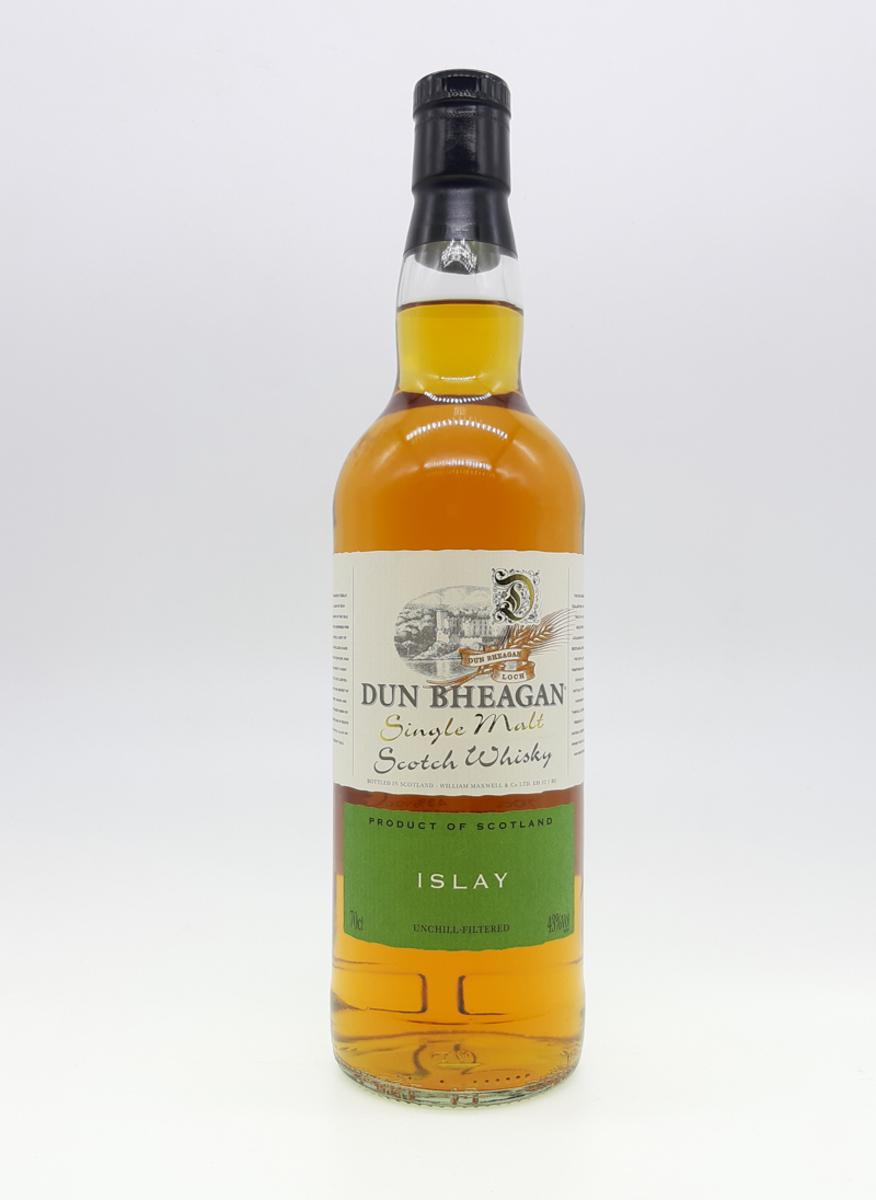 Dun Bheagan Islay 艾雷島 單一麥芽威士忌 43% 70cl