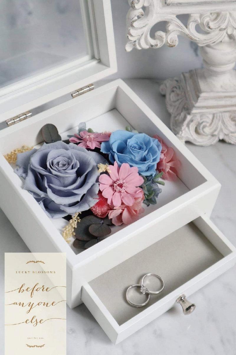 BIJOUX - Jewelry box Preserved Flowers Workshop