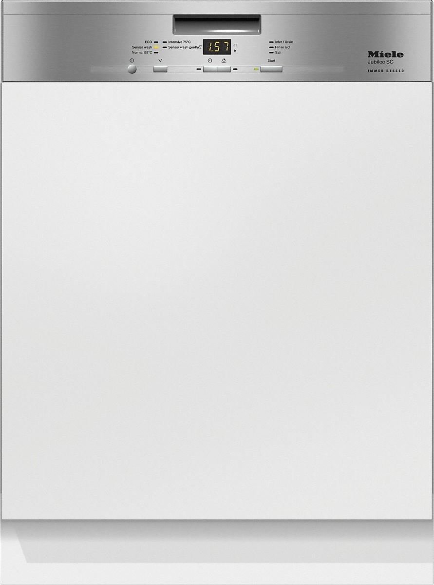 G 4940 SCi Jubilee  Semi-integrated dishwasher