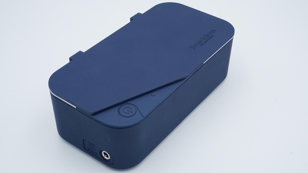 Eyeglasses Ultrasonic Cleaner Vision.5 | Navy Blue