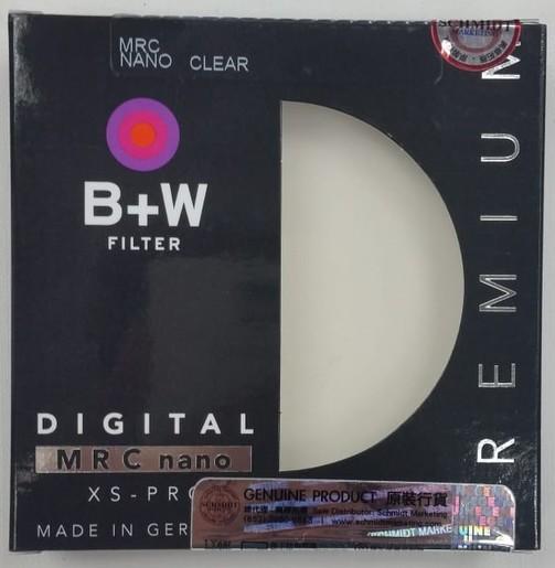 39mm XS-Pro Digital 007 Clear filter MRC nano Protector頂級保護鏡