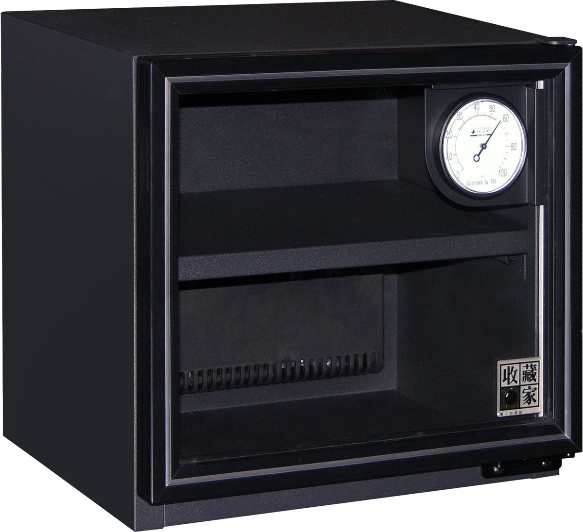 收藏家 AD-20 臺灣品牌 防潮箱( 容量 20L,尺寸 W30 x H29 x D25.5 cm )