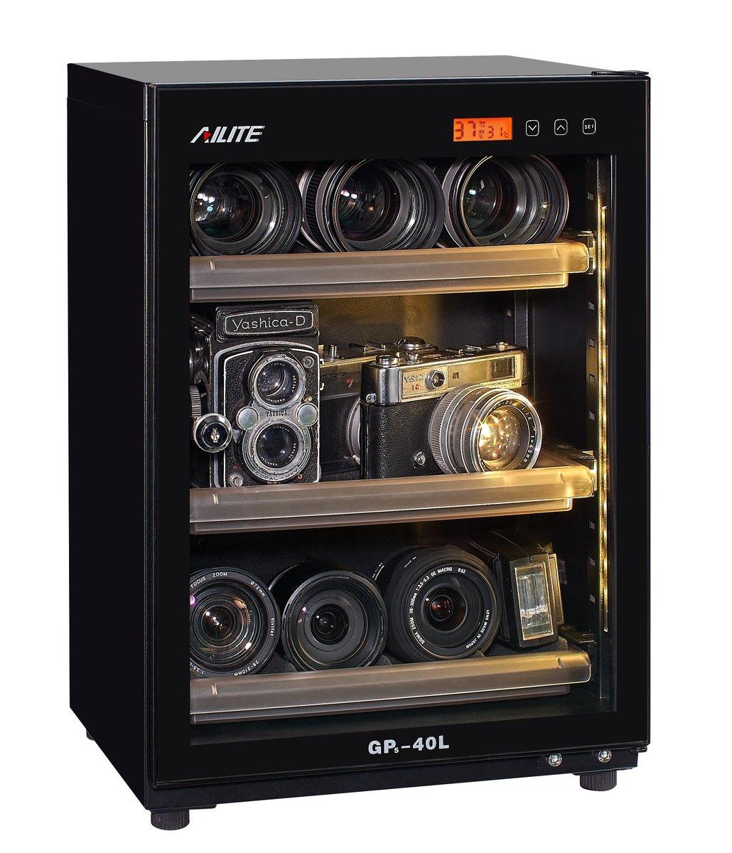 AiLite GP5-40L 40公升真電子防潮箱(電子控制版)