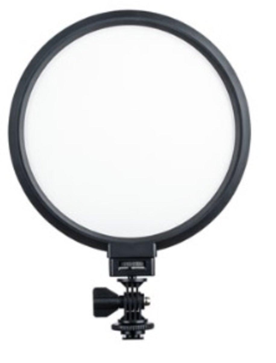 Viltrox VL-300T 柔光系列超薄LED圓形攝影燈
