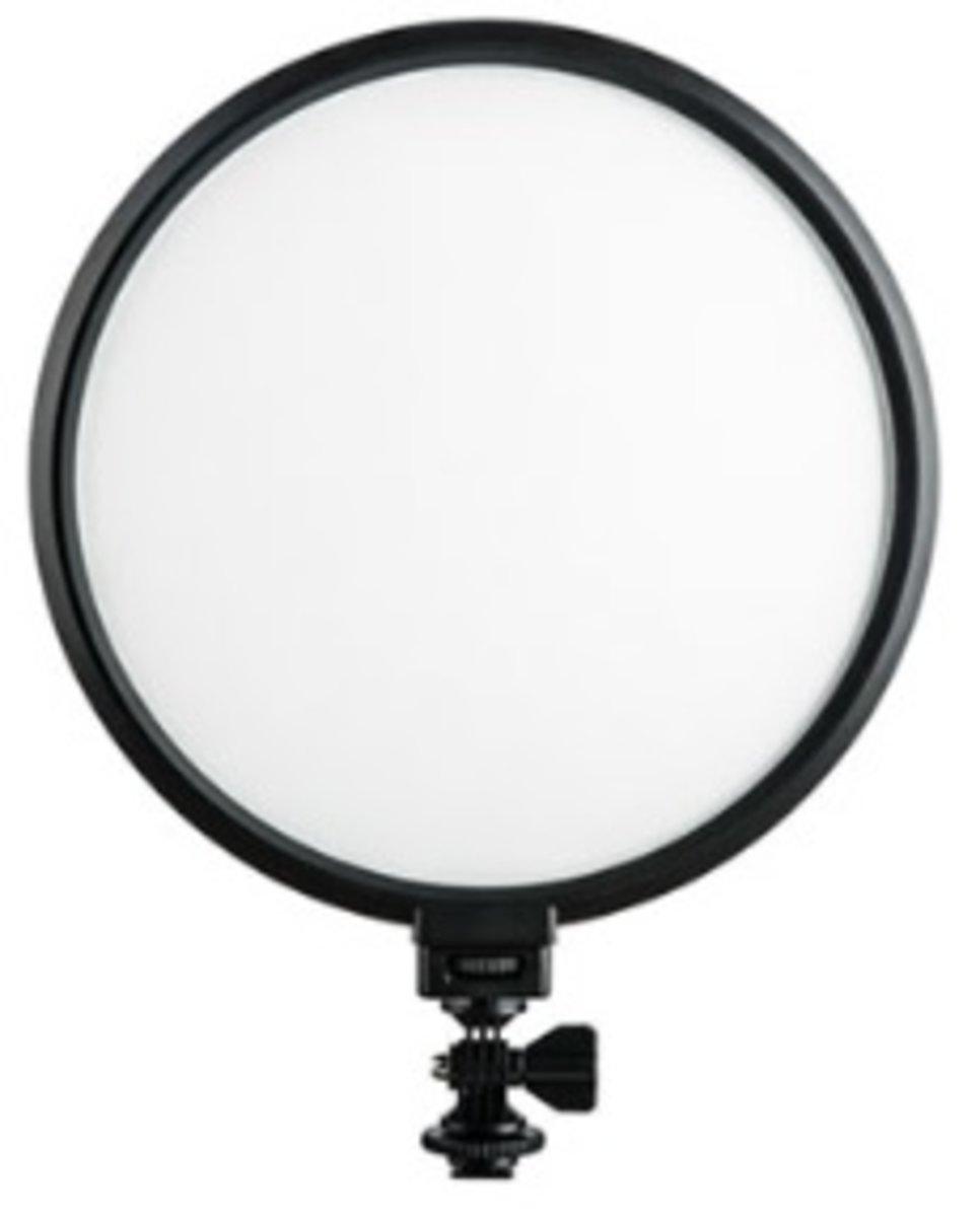 Viltrox VL-500T 柔光系列超薄LED圓形攝影燈