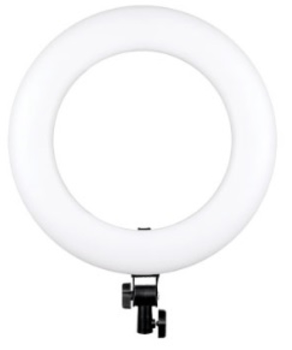 Viltrox VL-600T Soft Light Series LED Ring Light with Remote
