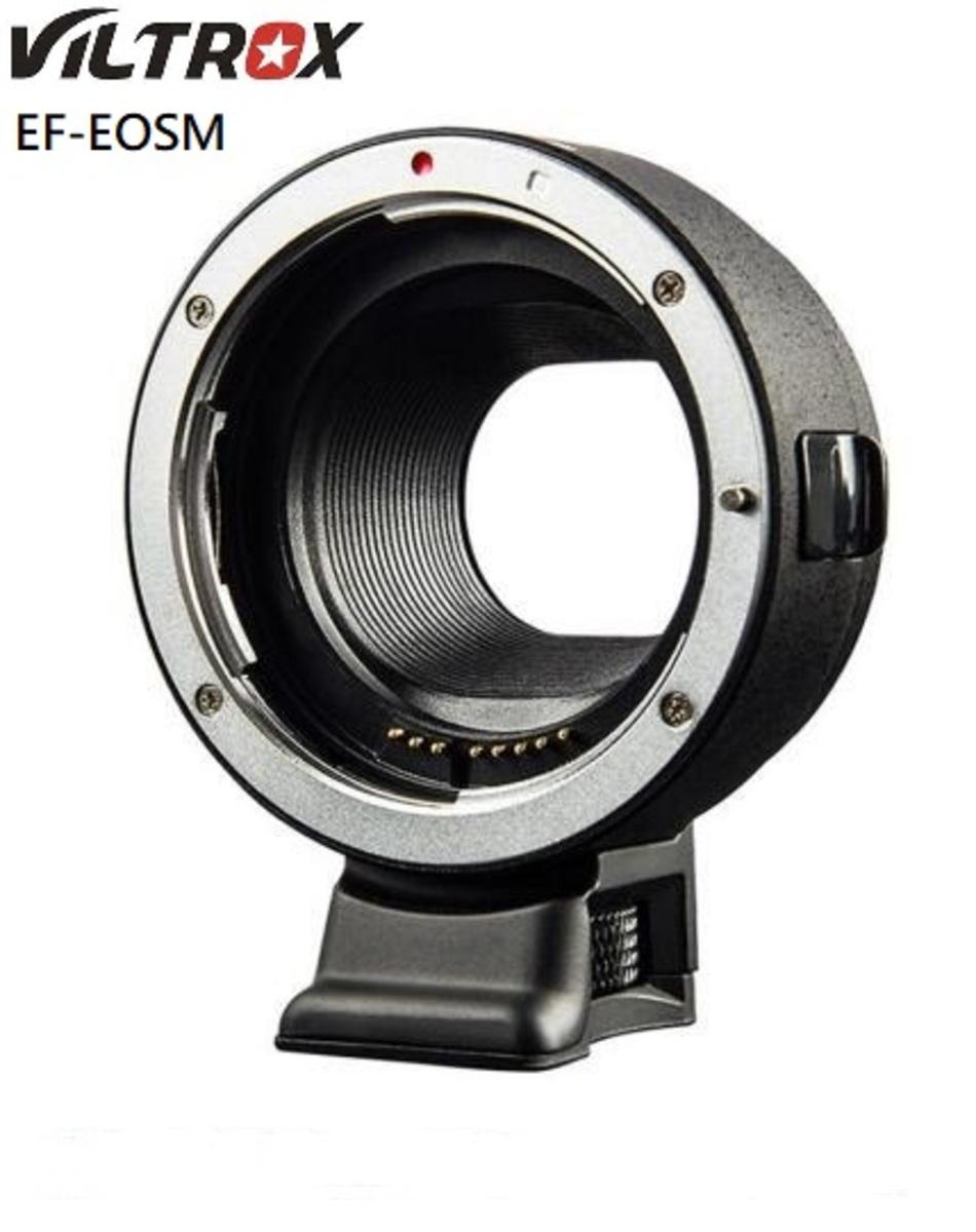 Viltrox EF-EOSM 電子接環