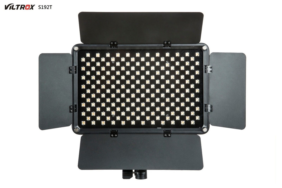Viltrox VL-S192T High Brightness Series LED Video Light with Remote