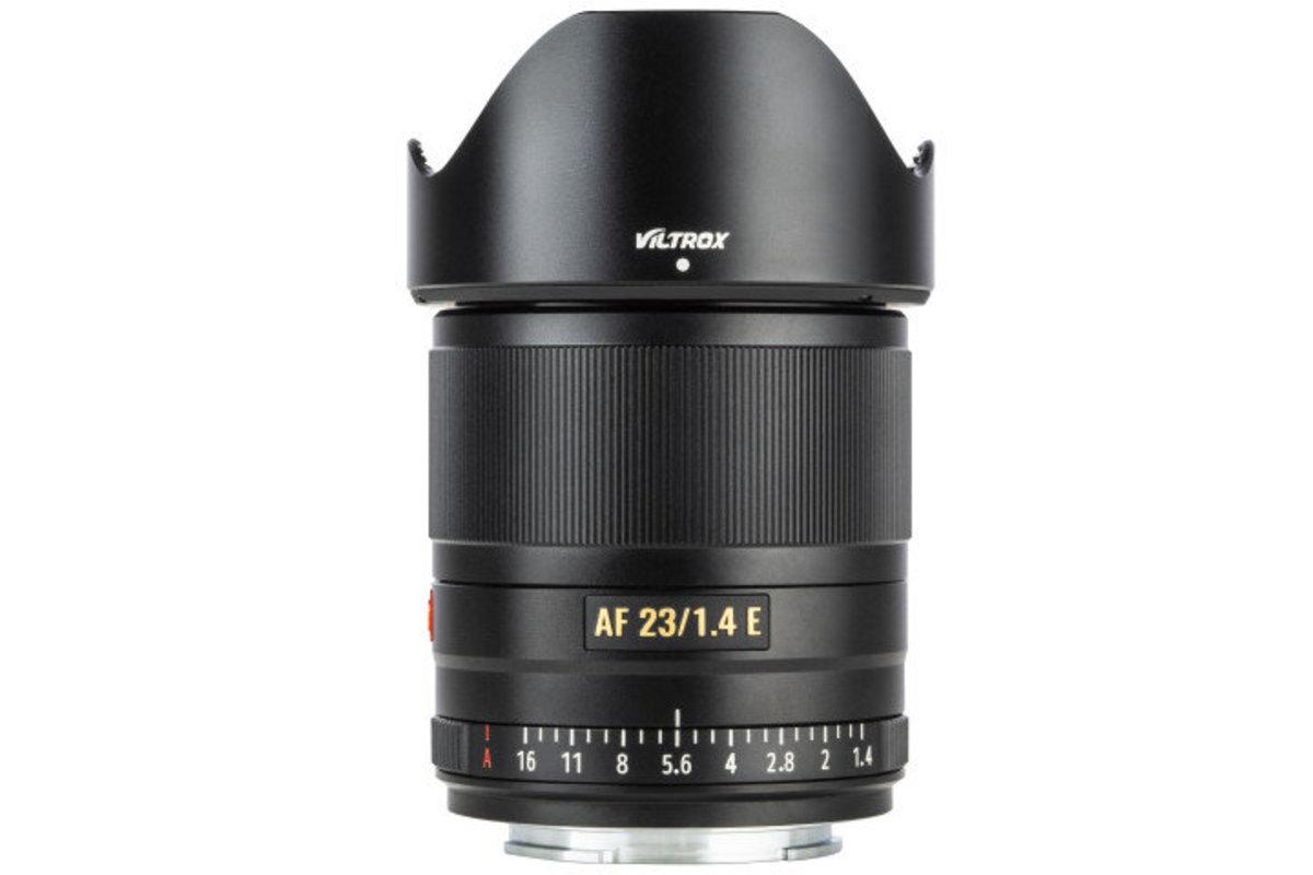 Viltrox AF23 F1.4 STM Prime Lens APS-C Auto Focus for Sony E-Mount