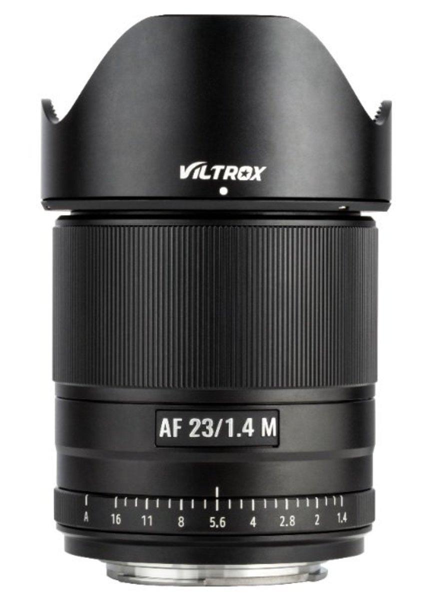 Viltrox AF23 F1.4 STM Prime Lens APS-C 自動定焦鏡頭(Fuji X-Mount)