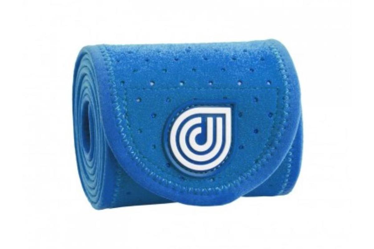 Ice Compression Wrap Medium-Blue