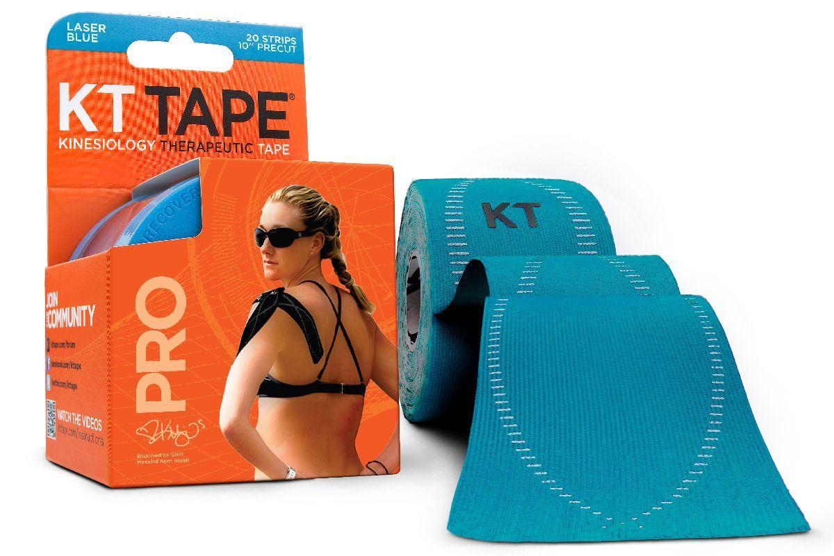 運動保護貼布 淺藍色