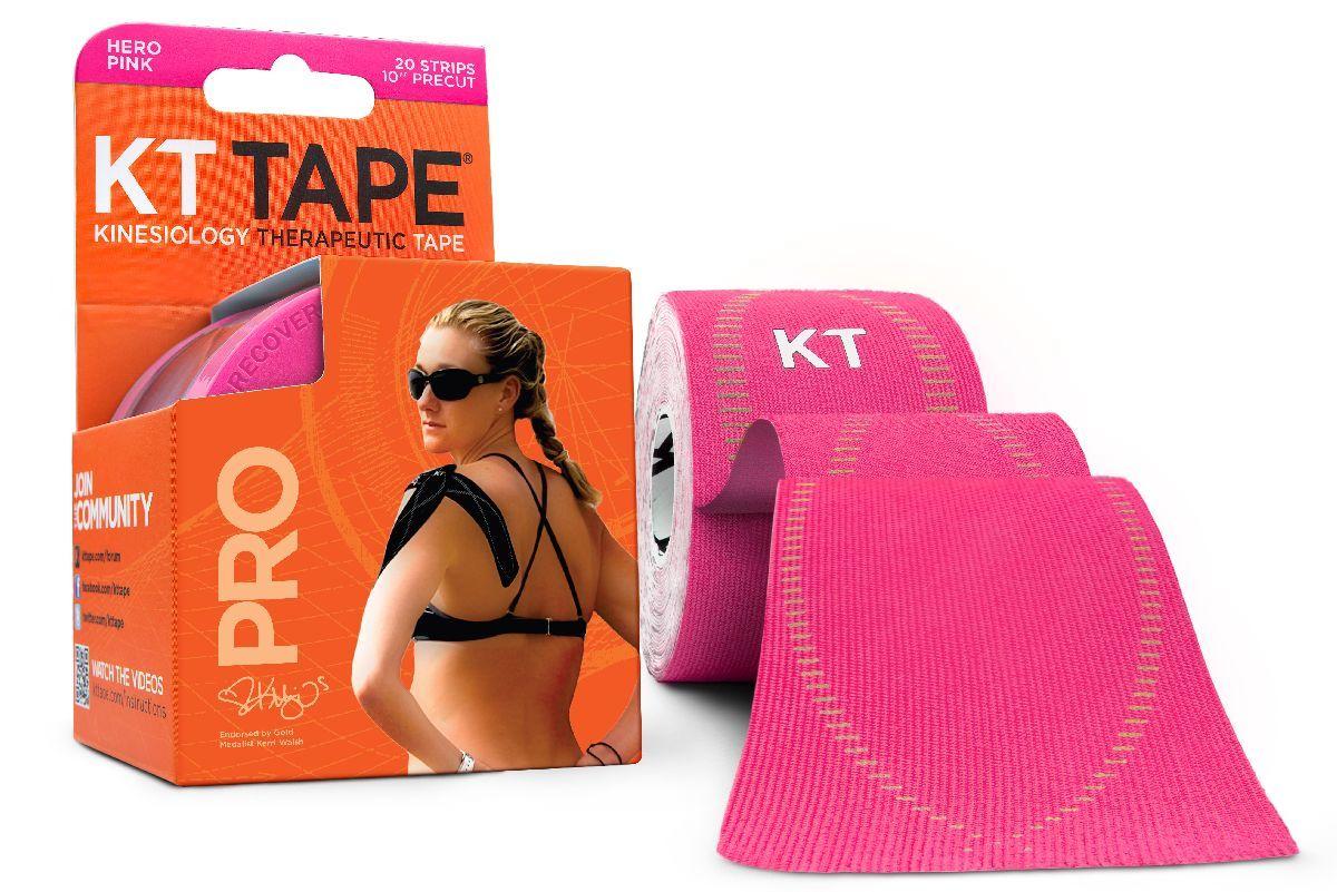 運動保護貼布 粉紅色