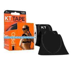 KT Tape 運動保護貼布 黑色(原條剪裁)