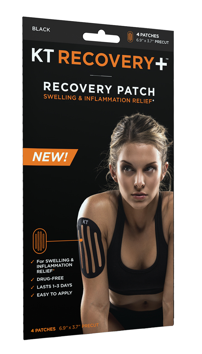 運動保護貼布 Recovery Patch