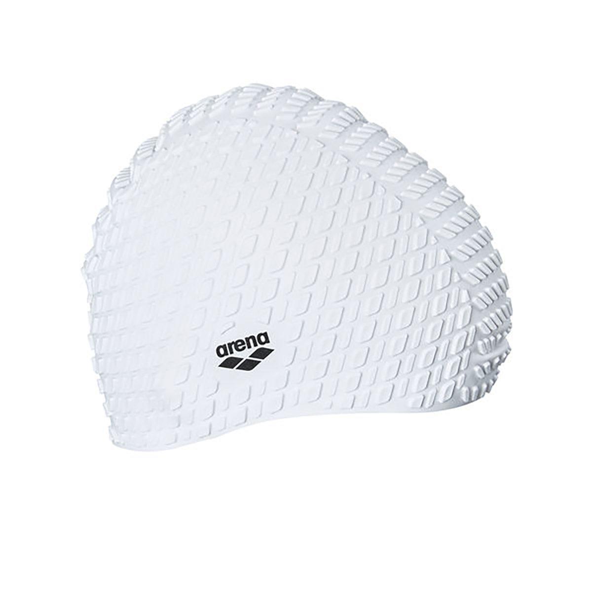 Bubble Cap (Suitable for Long Hair)-White